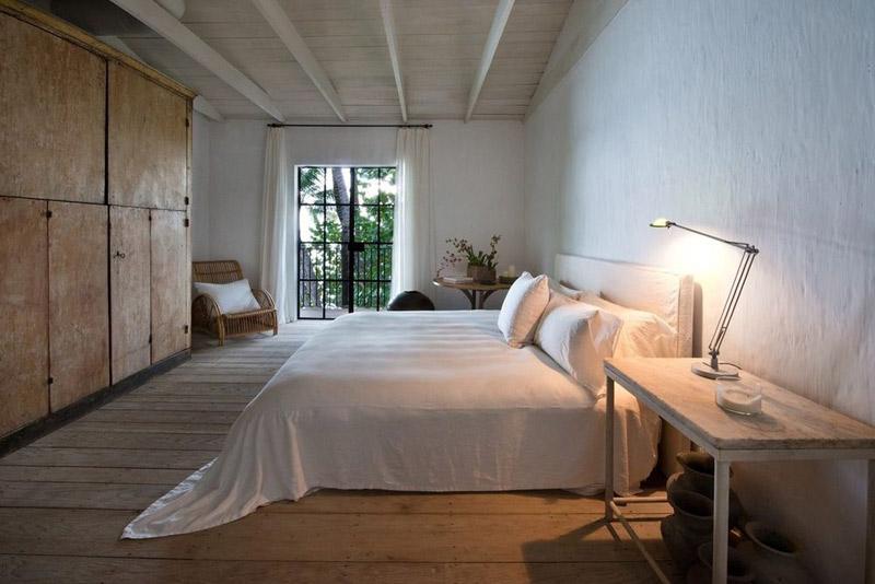 Un dormitorio debe ser un espacio relajado y acogedor