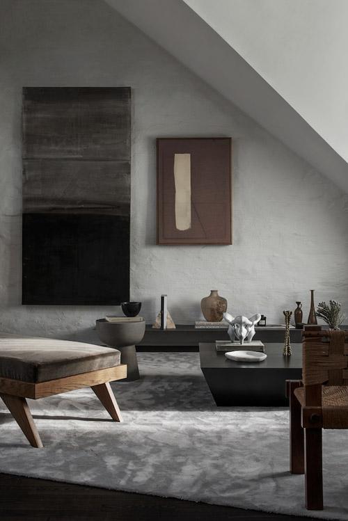 Colores neutros en la decoración de interiores