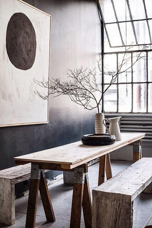minimalismo en la decoracion japonesa