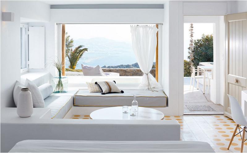 Estilo griego en la decoración del hogar