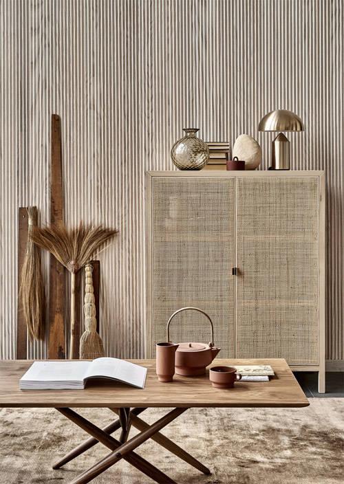 Elementos naturales en la decoración de estilo japandi