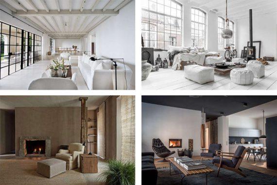 8 Estilos De Decoración De Interiores Para Este 2019