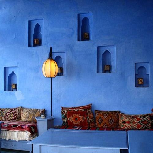 Interior marroquí