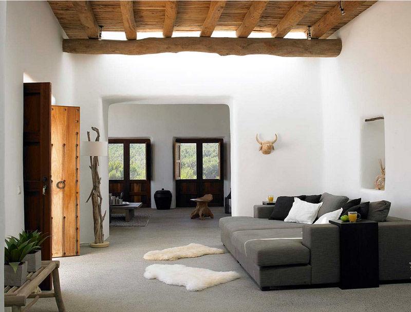 Diseño de interiores mediterráneos