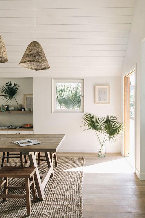 decoracion de casas de verano