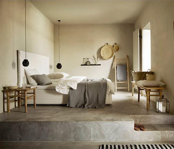 decoración de interiores con fibrass naturales