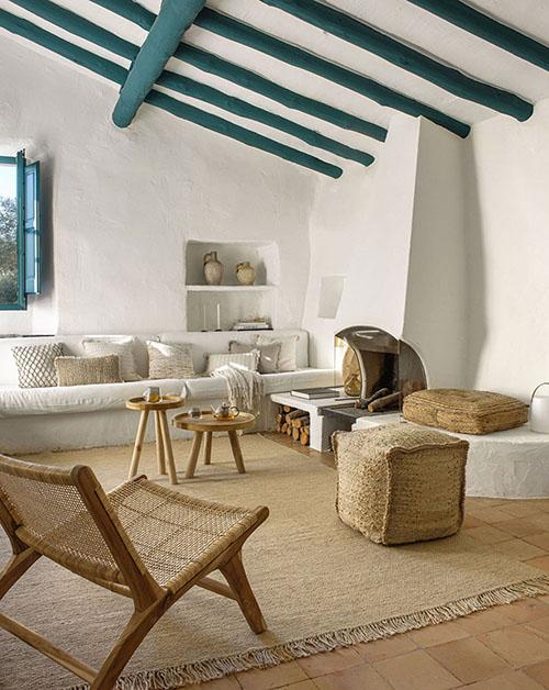 interiorismo estilo mediterráneo