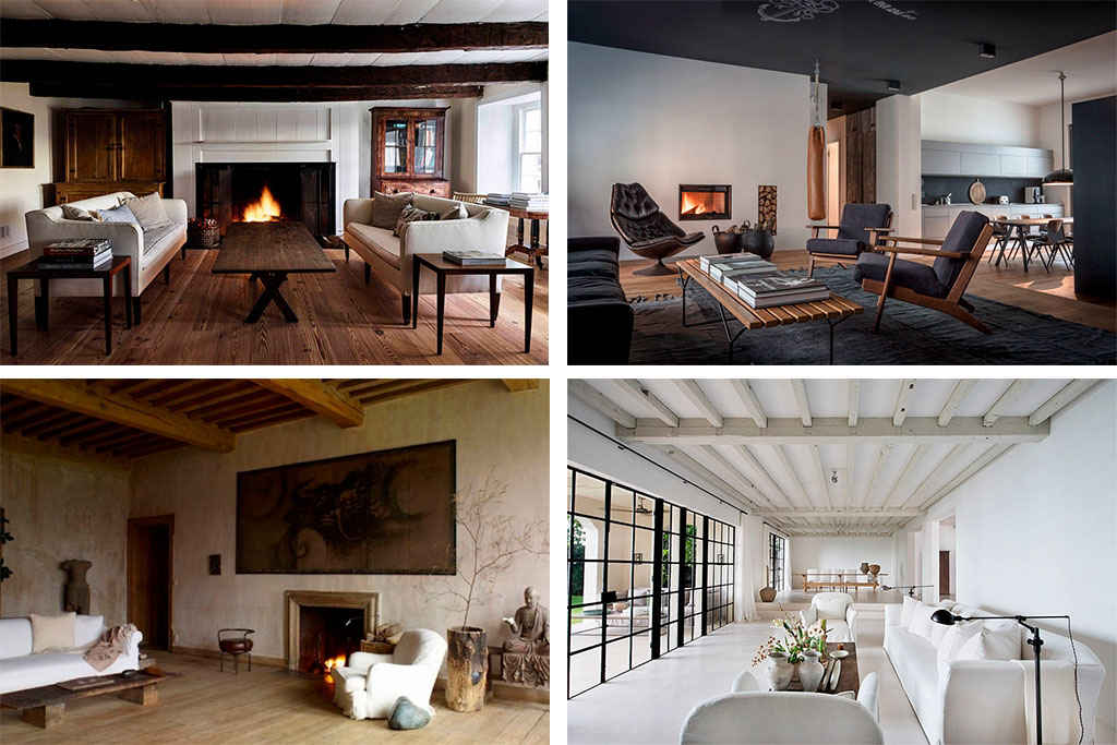 Decoraci n de salones ltimas tendencias 2019 nomadbubbles for Como decorar un departamento moderno