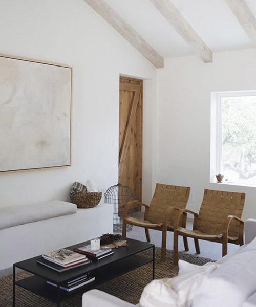 Casa de estilo rústico mediterráneo