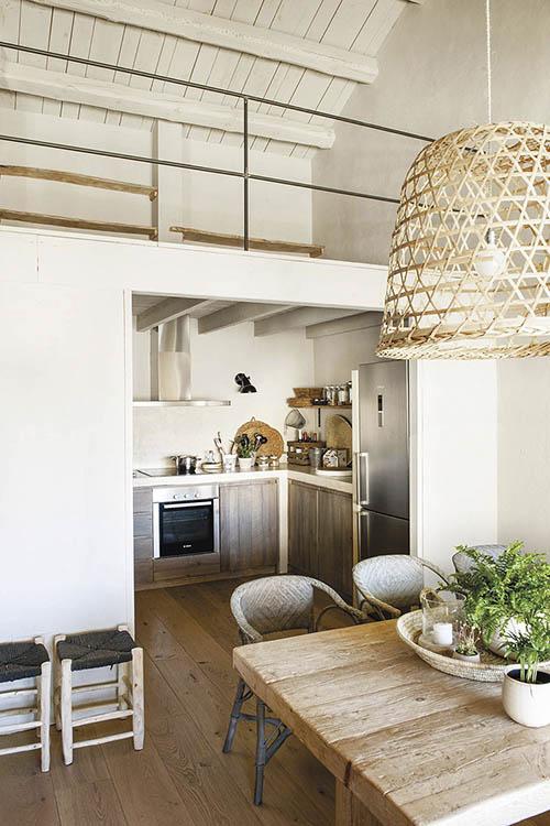 ideas para decorar una casa de campo