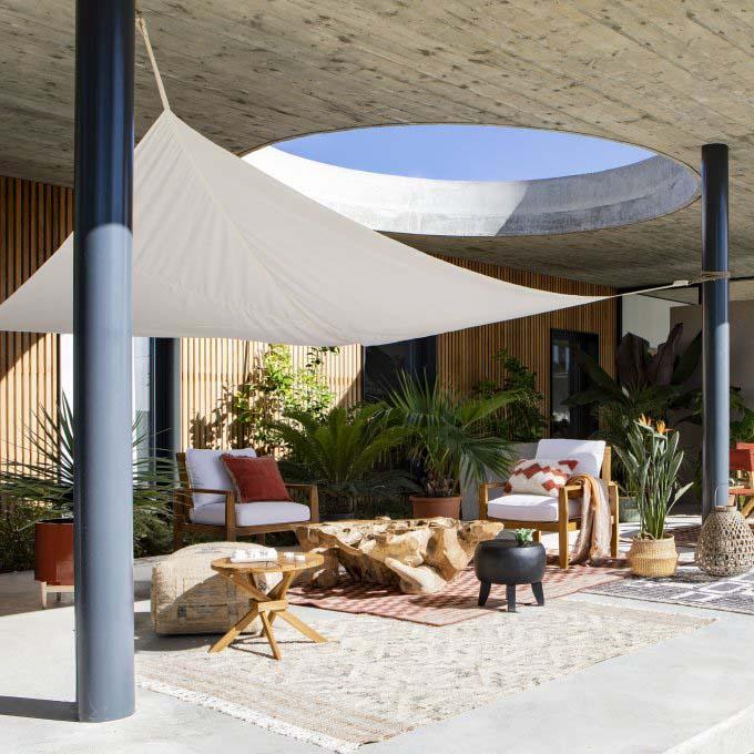 Decoración De Terrazas 17 Ideas Para Este 2019 Nomadbubbles