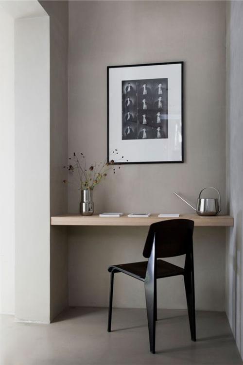 El espacio; clave en la decoración minimalista
