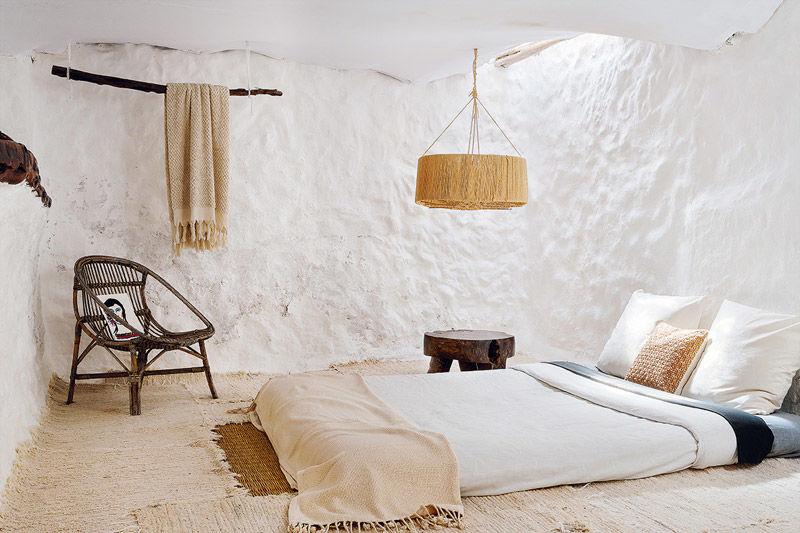 el color blanco en el estilo mediterráneo