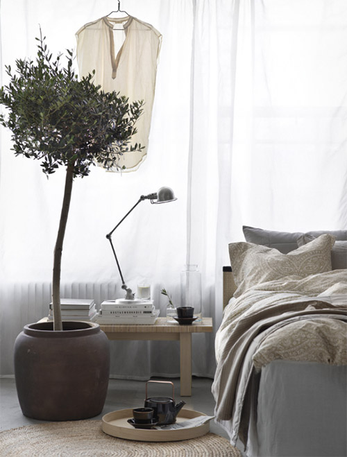 ideas para decorar un dormitorio de estilo nórdico