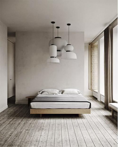 Cómo decorar un dormitorio minamlista