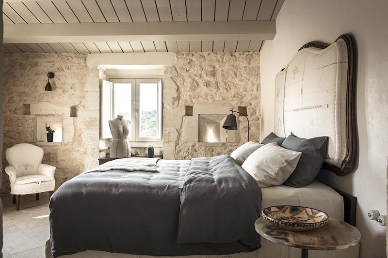 Decoración de dormitorios rusticos