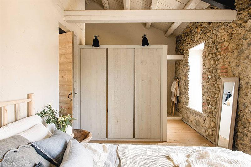 dormitorios de estilo rústico