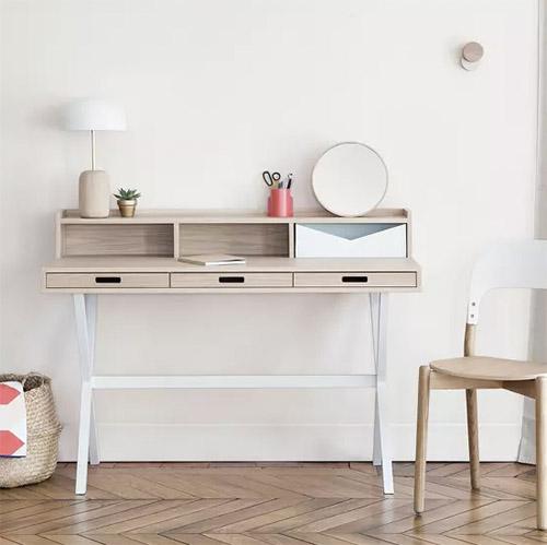 escritorio dormitorio matrimonio