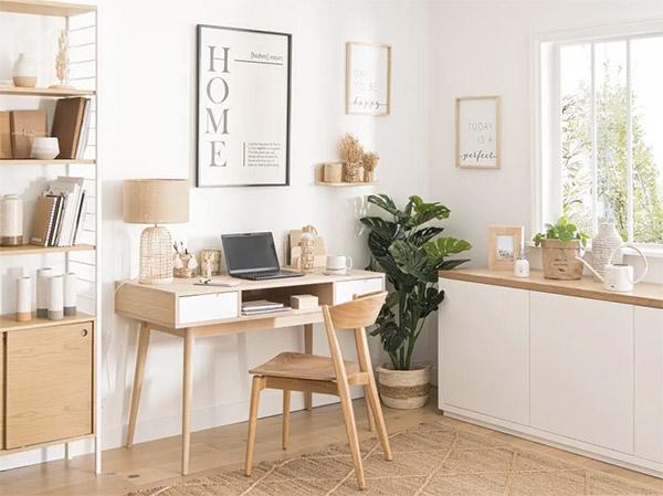 escritorio habitacion matrimonio