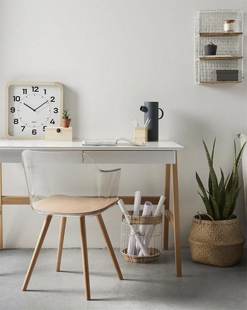 escritorio habitacion pequeña