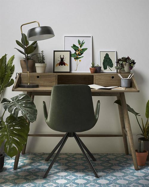 escritorio habitaciones pequeñas