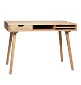 escritorio moderno de estilo nórdico