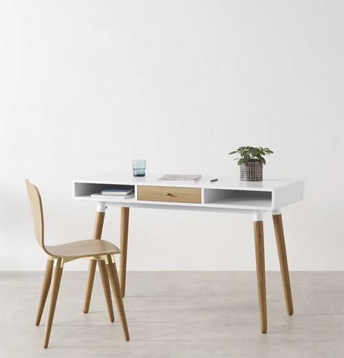 escritorio dormitorio pequeño