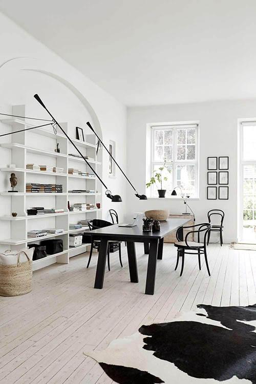 interiores de estilo nórdico