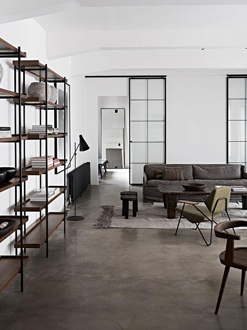 Decoraciones de apartamentos con mucho estilo