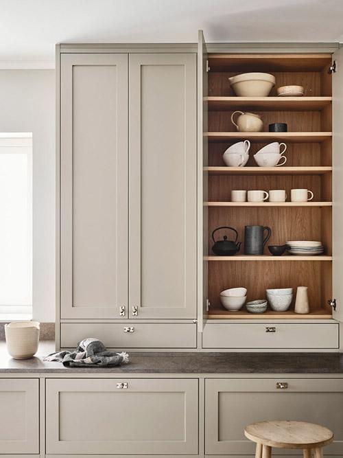 ceramica en la cocina