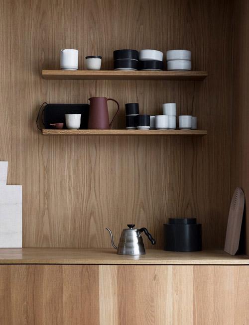 cerámica para decorar la cocina