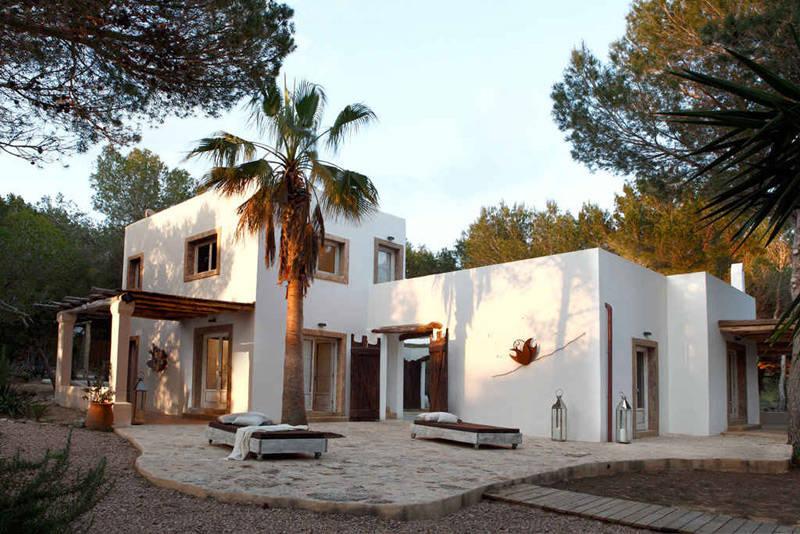 Casa rural de estilo mediterraneo