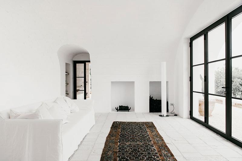 decoración mediterránea moderna