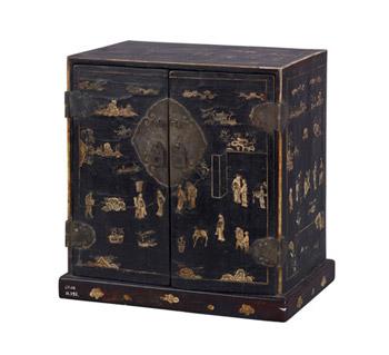 Gabinete antiguo chino