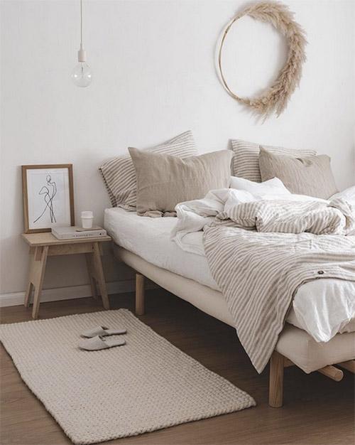 Cómo decorar un dormitorio nórdico