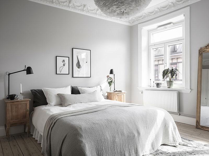 cómo elegir una lámpara de mesa para el dormitorio