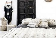 mantas handira de marruecos