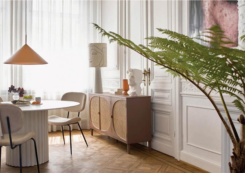 muebles y accesorios decorativos HK Living