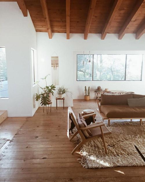 Decoraci n r stica 19 casas que son un 10 nomadbubbles Camino a casa decoracion
