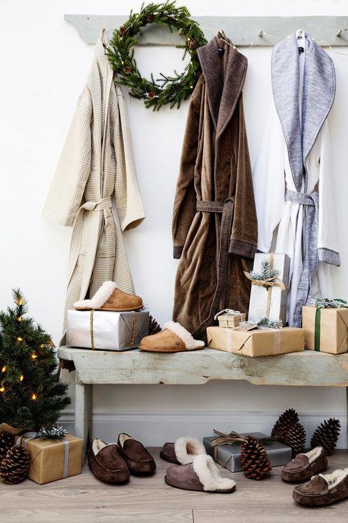 Confortables y suaves accesorios para disfrutar del hogar