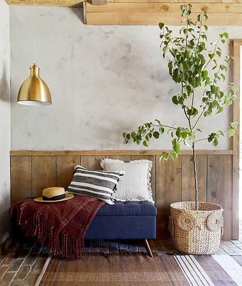 ideas para decorar una casa de madera