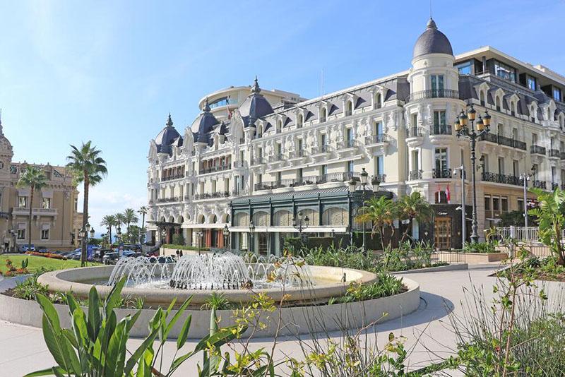 los mejores hoteles de mónaco
