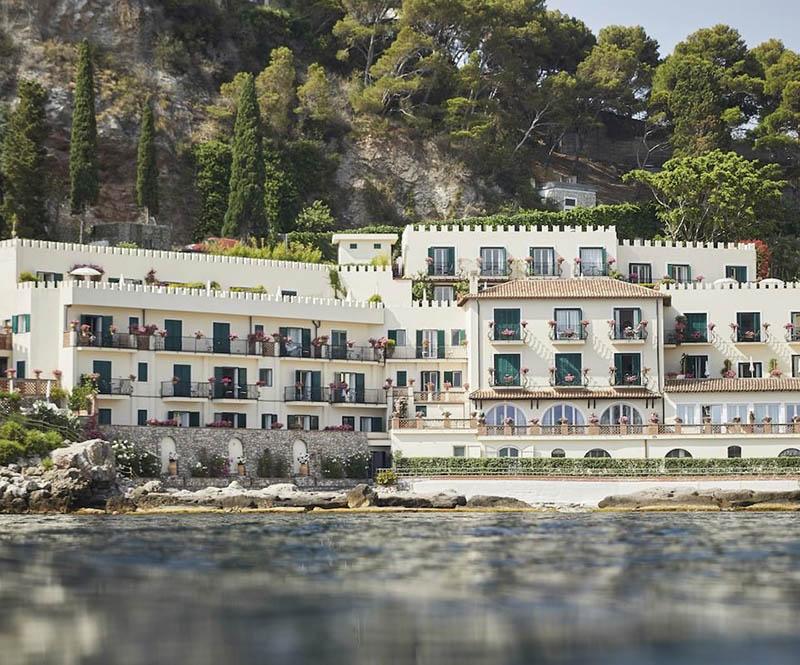 los hoteles en Sicilia más bonitos