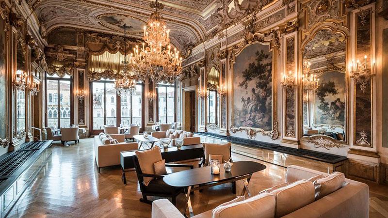 Los mejores hoteles en Venecia