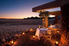 Hoteles desierto