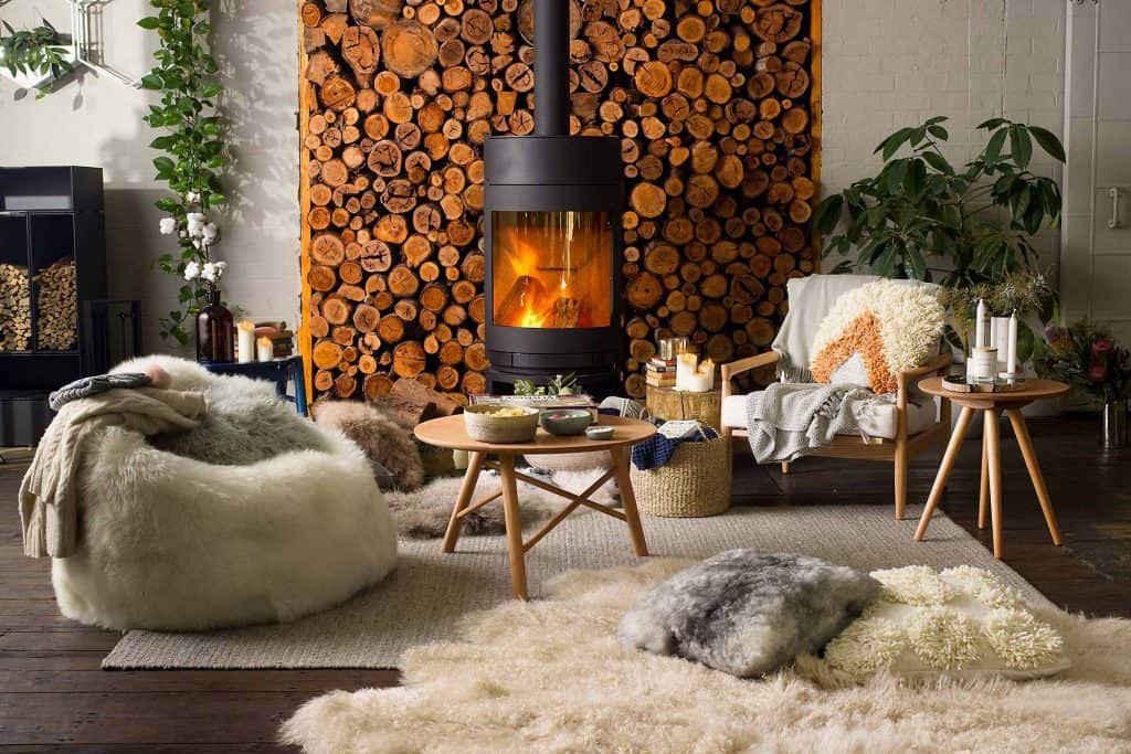 Decoración Hygge: el arte de disfrutar y ser feliz en casa