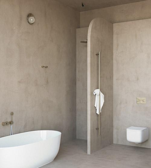 el color beige en la decoración de interiores