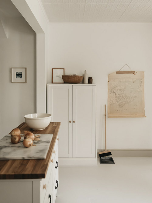 colores neutros para pintar las paredes de la cocina