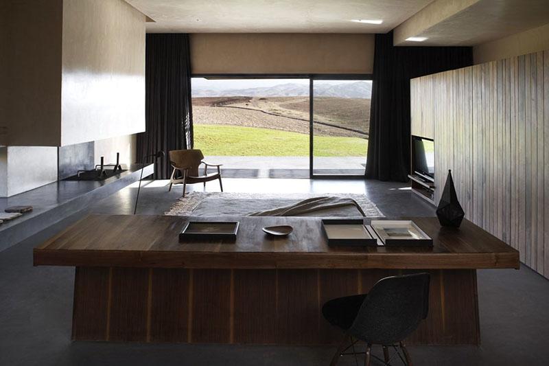 Muebles de diseño en la decoración de salones