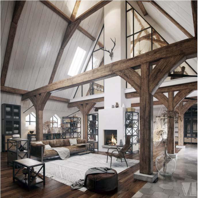 Cómo decorar un loft de estilo industrial